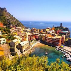 Vernazza, Liguria | 49 Italian Villages That Should Be On Your Bucket List