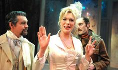 Hannah Waddingham in A Little Night Music