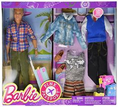 Barbie 90s, Barbie Doll Set, Barbie Life, Ken Doll, Barbie And Ken, American Girl Doll Hospital, Barbie Pink Passport, American Girl Furniture, One Piece Shirt