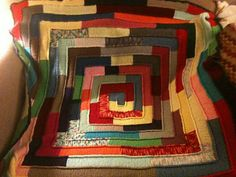 Ravelry: Project Gallery for Ten Stitch Blanket pattern by Frankie Brown