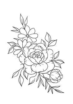 Flower Tattoo Stencils, Small Face Tattoos, Learn To Tattoo, Flor Tattoo, Duvet Day, Marquetry, Vinyl Cutting, Resin Art, Tattoo Drawings