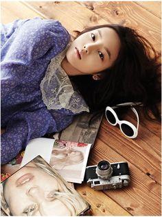 KARA Goo Hara and Seung Yeon - Oh Boy! Magazine Vol.23