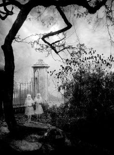 Ghosts by Joe Roberts. S)
