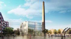 Patrimonio Industrial Arquitectónico: La fábrica El Molí de Molins de Rei se restaurá pa...