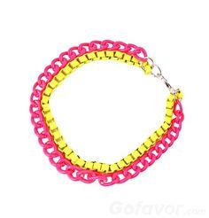 Fashion Lovers Link Bracelet $2.99 gofavor.com