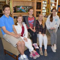 Five Lakehill Students Selected for Duke TIP