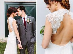 Modern Americana Wedding Inspiration