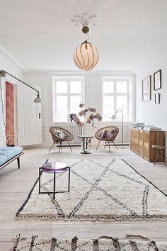 Tapis | Un tapis original | #chambres, #décoration, #luxe. Plus de nouveautés…