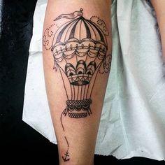 Image result for balão desenho tatuagem