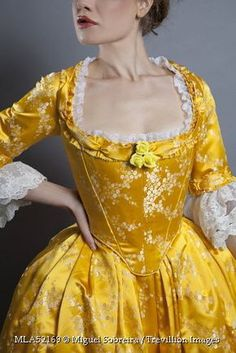 Trevillion Images - woman-in-historical-dress 18th Century Dress, 18th Century Costume, 18th Century Clothing, 18th Century Fashion, Pretty Outfits, Pretty Dresses, Beautiful Outfits, 1700s Dresses, Vintage Dresses