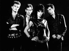 Joan Jett & The Blackhearts – I Love Rock And Roll (1981) | Bilbao Is Rock!