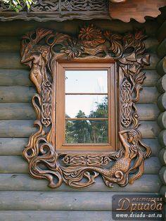 """мастерская """"Дриада"""" Дизайн Передней Двери, Дизайн Окна, Покраска Двери, Парадные Двери Серого Цвета, Цвета Для Парадной Двери, Окна, Молдинги, Деревянная Скульптура, Art Furniture"""