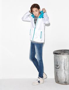 2015: Nam Taehyun ♕ WINNER NII Korea Photoshoot