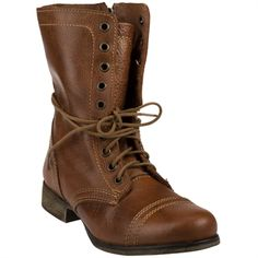 Steve Madden Troopa Laced Boot  $99.00