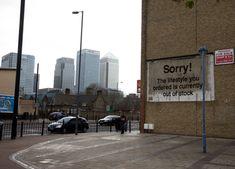 Banksy Sorry!