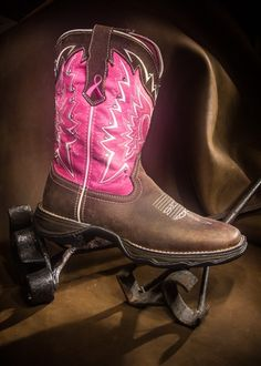 Durango Benefitting Susan G. Komen Women's Breast Cancer Awareness Cowgirl Boot RD3557