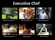 the requirements of being an executive chef An executive chef, sometimes called a head cook, is in charge of food preparation at a restaurant educational requirements vary for this position, with some chefs having two-year community college or vocational degrees others have little to no college, but have years of experience working in.