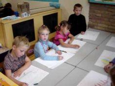 schrijfdans les 3 Handwriting, 3 D, Letters, Writing, Calligraphy, Hand Lettering, Letter, Lettering, Hand Drawn Type