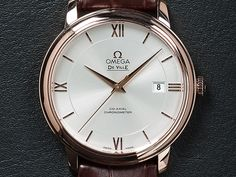 OMEGA Watches: The De Ville Prestige Gents' Collection - 42453402002001