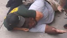 If you have never seen the video of Eric Garner death for breaking up a fight, you should check it out. It will change your outlook on police brutality. http://dusteycopey.blogspot.com/