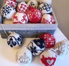 Новогодние шары спицами Color Shapes, Christmas Balls, Christmas Stuff, Holiday Crafts, Easter Eggs, Knitting, Blog, Handmade, Colours