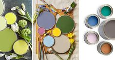 Get ready to be inspired by some of our favorite trending color palettes that are sure to help kick-start your next creation.