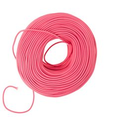 DIY Pendant Cord in Bulk - Pink from Color Cord Company