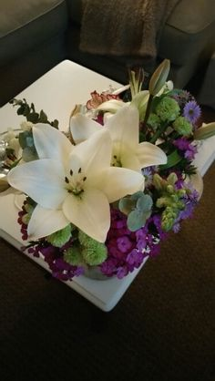 December 27, 2016- Just because flowers!
