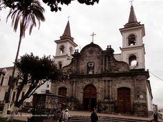 Ibarra la capital de la provincia de Imbabura, Ecuador
