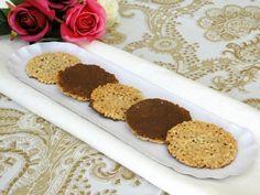 ¡Hola a todos, dulces personitas! 🙂<br /> Estoy súper contenta con las galletas florentinas sin azúcar que he preparado hoy. Son unas galletas con almendras y chocolate, que no llevan ni ...