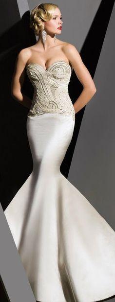 nice for wedding dress