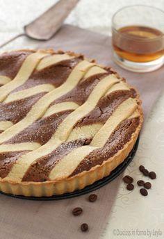 Crostata alla ricotta, caffè e rum: la Casatella terracinese Dulcisss in forno by Leyla