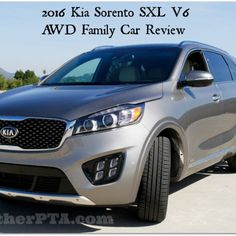 The Kia Sorento in Titanium Gray is a fantastic SUV that seats 7. Is it the right car for you? Read about it at The Other PTA
