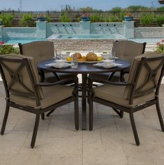 Beau The Best Poolside Patio Furniture