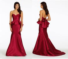 Bridesmaids and Special Occasion Dresses by Noir By Lazaro - Style NZ3435