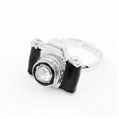 Anel de câmera fotográfica