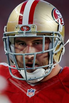 Joe Staley of the San Francisco 49ers. One of my favorite Niners.