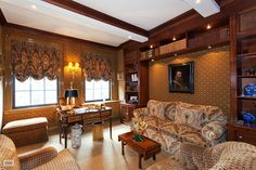 Lux library in a co-op for sale at 55 East 72nd Street, . - $5,250,000