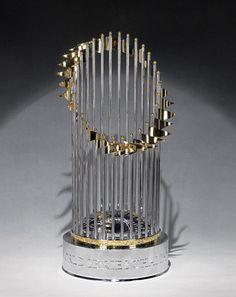 Commissioners Trophy Major League Baseball