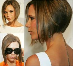 victoria beckham hairstyles | Time for another haircut, yes?