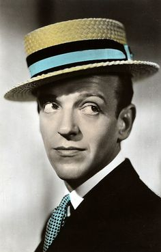 Fred Astaire,  he is the cat's meow