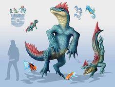 fan arts Pokémon realista - Pesquisa Google