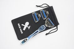 2013: the El Fidel+ Discovery kit. Only €4.50 (one handle, one blade, one travel bag).
