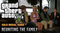 Reuniting The Family Guide GTA V