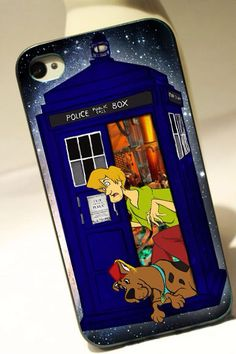 Doctor who and Scooby doo