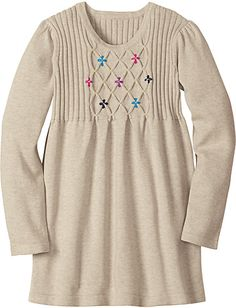 Café Sweater Tunic from Hanna Andersson