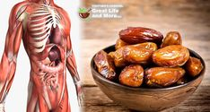 Dates are ones of the healthiest fruits you can consume, as they are rich in beneficial ingredients that treat various health issues, including hypertension, heart attacks, strokes, and high cholesterol. They also accelerate the metabolism. Here are 8 of their health benefits: Dates prevent diarrhea Dates are high in potassium, which prevents diarrhea by the…
