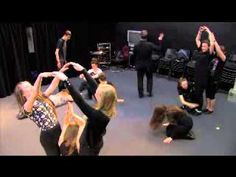 Theatre Game #28 - 10 Seconds To Make. From Drama Menu - drama games & ideas for drama. - YouTube
