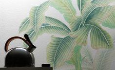 Palm by misha handmadewallpaper