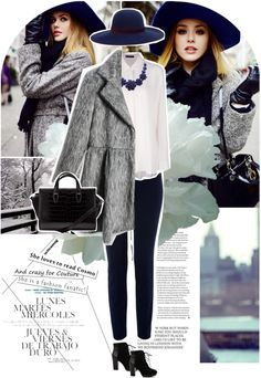 """Winter Style - Kayture"" by magic-mushroom ❤ liked on Polyvore"